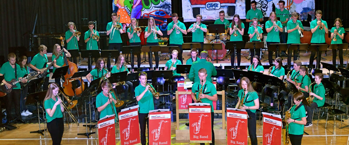 Die JVG Big Band