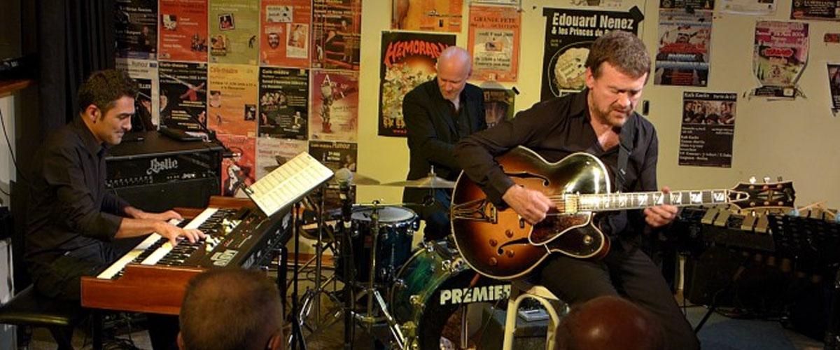 Jean-Philippe Bordier Trio