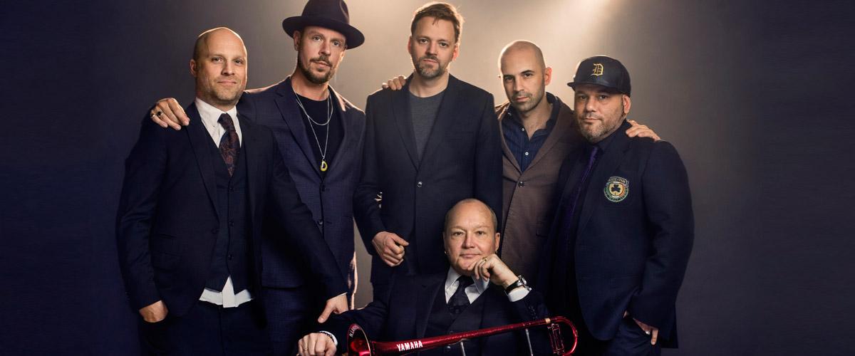 Nils Landgren mit Funk Unit